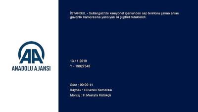 Sultangazi'de hırsızlık operasyonu - İSTANBUL