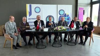 sanayi bolgeleri - Üniversite sanayi iş birliğinin temelleri atılıyor - BURSA