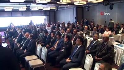 Kamu Görevlileri Etik Kurulu toplantısı Erzurum'da yapıldı