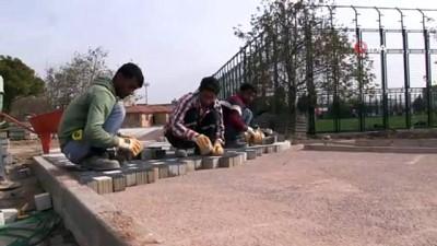 Karacabey'de spor adası kente değer katacak