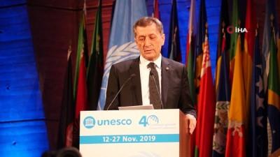 - Milli Eğitim Bakanı Selçuk: 'Eğitimde elde edilen başarılar, sürdürülebilir kalkınmanın önünü açacak'