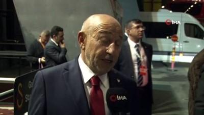 """Nihat Özdemir: """"Grupta birinci yada ikinci olmamız önemli değil"""""""