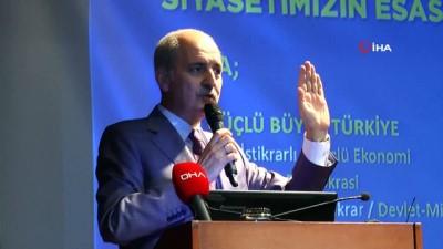 Numan Kurtulmuş Erdoğan-Trump görüşmesine ilişkin konuştu