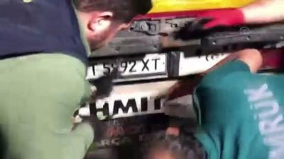 75 bin paket kaçak sigara ele geçirildi - MERSİN