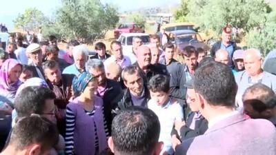 Aynı aileden 4 kişi ölü bulunmuştu: Yan yana gömüldüler