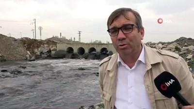 """Çorlu Kent Konseyi Başkanı Yavuz: """"Tekirdağ'da kanser artışında Ergene Nehri'nin etkin olduğunu düşünüyorum"""" Haberi"""