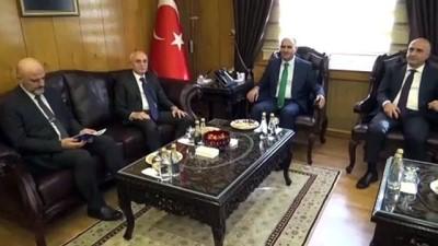 İçişleri Bakan Yardımcısı Erdil: 'Terör örgütü dağda barınamaz noktaya geldi' - KAHRAMANMARAŞ