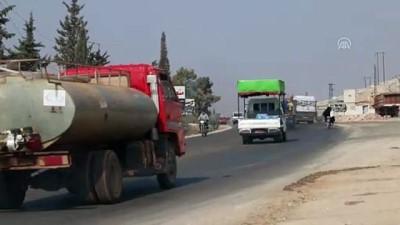 İdlib'de son 2 haftada 40 bin sivil yerinden edildi - İDLİB