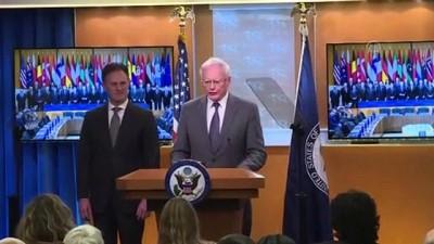 Jeffrey'den 'Mazlum Kobani' hakkında 'Kişilere destek vermiyoruz' yorumu - WASHİNGTON