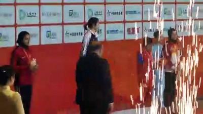 Milli wushucu Hayriye Türksoy'u dünya üçüncülüğü sevindirmedi - ERZURUM