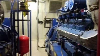 Şanlıurfa bir hastane kendi elektriğini üretiyor
