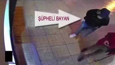(TEKRAR) Hırsızlık yapan kadın yakalandı - GAZİANTEP