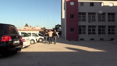 (TEKRAR) Patlayıcı ve kalaşnikofla iş yerlerine saldıran cezaevi firarisi yakalandı - ADANA