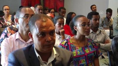 (TEKRAR) Türk hekimler Etiyopya'daki hastanelerde incelemelerde bulundu - ADDIS ABABA