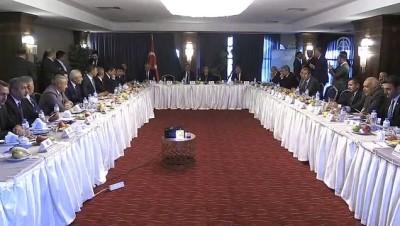 Türkiye Belediyeler Birliği Encümen Toplantısı - AĞRI