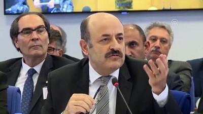 YÖK Başkanı Prof. Dr. Yekta Saraç - TBMM