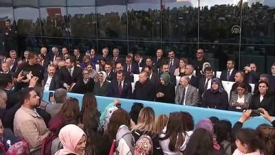 Aile, Çalışma ve Sosyal Hizmetler Bakanı Selçuk - İSTANBUL