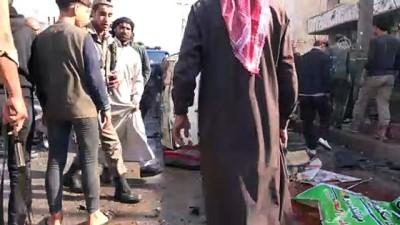 Bab'daki terör saldırısında hayatını kaybedenlerin sayısı 18'e yükseldi