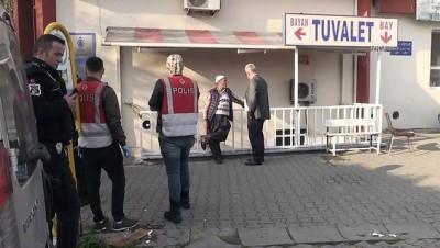 Bakırköy'de bir kişi mescit tuvaletinde ölü bulundu - İSTANBUL