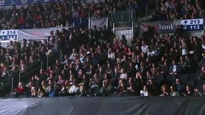 Bryan Adams, İstanbul'da konser verdi - İSTANBUL