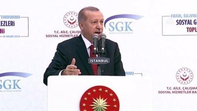 Cumhurbaşkanı Erdoğan: 'Bay Kemal IMF kapısını CHP zihniyeti açtı, biz değil' - İSTANBUL