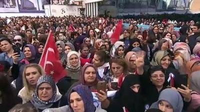 Cumhurbaşkanı Erdoğan: 'Enflasyon 2020'de tek haneli rakama inecek'