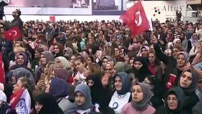 Cumhurbaşkanı Erdoğan: 'YPG ve PYD'yi 'Kürt' diye tanımlamak saygısızlığın daniskasıdır, onlar teröristtir' - İSTANBUL
