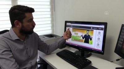 Dijital oyun tutkunlarına 'ders sevgisi' kazandıran sistem - ÇORUM