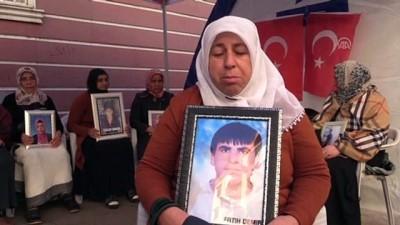 Diyarbakır annelerinin evlat nöbeti 75. gününde - DİYARBAKIR
