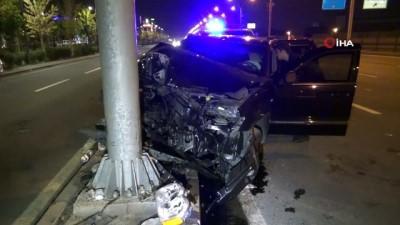 - Diyarbakır - Şanlıurfa karayolunda trafik kazası: 1'i ağır 5 kişi yaralı