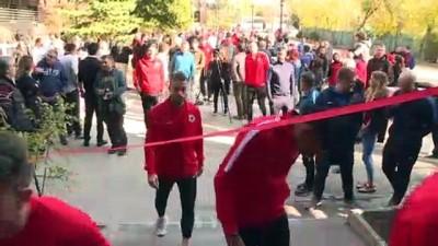 Gençlerbirliği'nin 'Kırmızı Kara Mağaza'sı açıldı - ANKARA