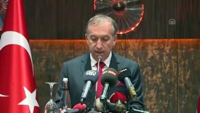 KKTC'nin Ankara Büyükelçisi Köprülü: 'Türkiye'nin sarsılmaz desteği en büyük güç kaynağımız' - ANKARA