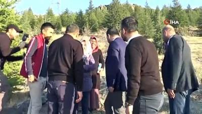 ormana -  Nevşehir'de her doğan ve vefat eden kişi için fidan dikiliyor