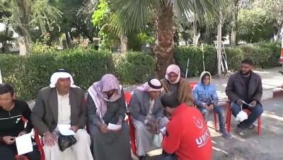 Resulayn'da açılan hastanede kadın doğum ve çocuk hastalıkları servisi hizmete açıldı (2)