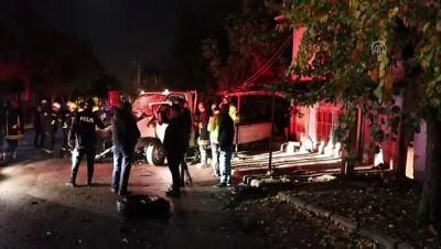 Trafik kazası: 2 yaralı - ISPARTA