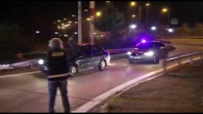 12 kilogram esrarla yakalanan 2 şüpheli tutuklandı - BOLU