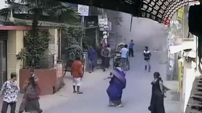 - Bangladeş'teki patlama anının görüntüleri ortaya çıktı