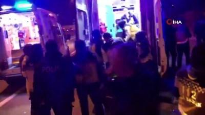Iğdır'da zırhlı araçla otomobil çarpıştı: 5 yaralı