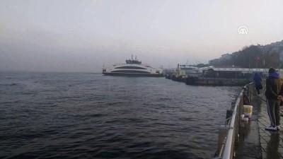 İstanbul'da yoğun sis (3)