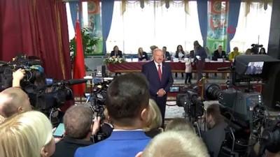 - Lukaşenko seçimlerin ardından Rusya'ya rest çekti