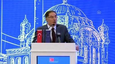 Uluslararası Ombudsmanlık Konferansı - Kamu Başdenetçisi Malkoç - İSTANBUL