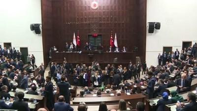 AK Parti Grup Toplantısı - detaylar - TBMM