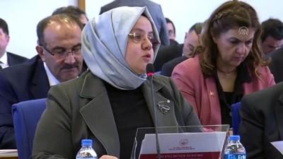 Bakan Selçuk: 'Kadına yönelik şiddetle mücadele konusunda erkeklerin katılım sağlaması büyük bir önem arzetmekte' - TBMM