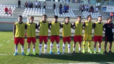 Bulgaristan'ı 2-1 yenen 19 Yaş Altı Milli Takımı, Elit Tur'a yükseldi - ANTALYA