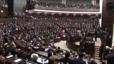 Cumhurbaşkanı Erdoğan: 'Ana muhalefetin başındaki zat, Suriye Milli Ordusunu 'terör örgütü' olarak tanımlıyor' - TBMM