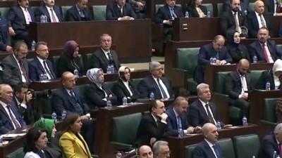 Cumhurbaşkanı Erdoğan: '(F-35 meselesi) Uzlaşmaz tavır sürerse Türkiye'nin başka arayışlara girmek zorunda kalacağını söyledik' - TBMM