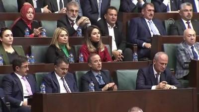 Cumhurbaşkanı Erdoğan: '(Sakarya'daki tank palet fabrikası) Fabrikanın mülkiyeti devlette, sadece işletme hakkı BMC'ye devredildi' - TBMM Haberi