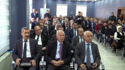 sanayi bolgeleri - Diyarbakır'da iş dünyası temsilcileri buluştu