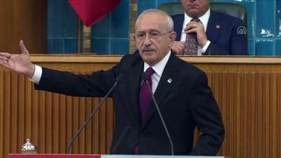 grup toplantisi - Kılıçdaroğlu: 'CHP iktidar olduğunda Suriyeli kardeşlerimizi Suriye'ye göndereceğiz' - TBMM