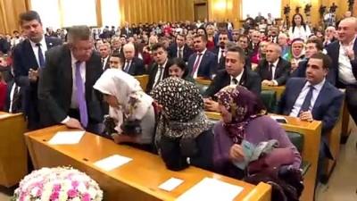 grup toplantisi - Kılıçdaroğlu - Görevden alınan HDP'li belediye başkanları - TBMM